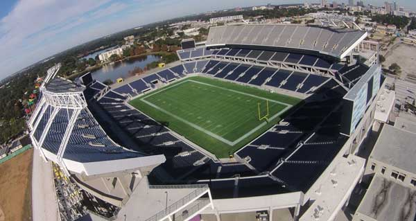 Orlando Citrus Bowl Renovation