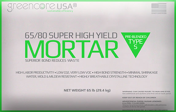 Super High Yield Mortar Type S