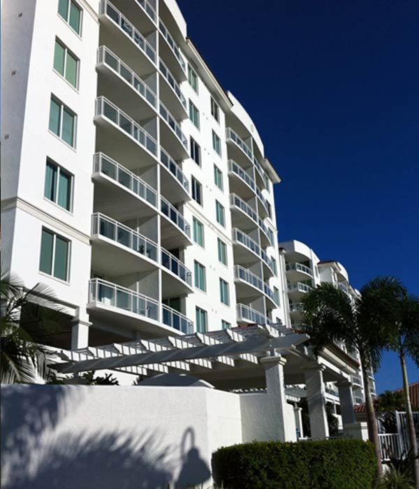 Snell Isle Apartments: Project Profile - Waterclub At Snell Isle